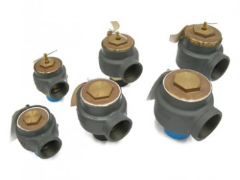 Kunkle Pressure and Vacuum Relief Valves