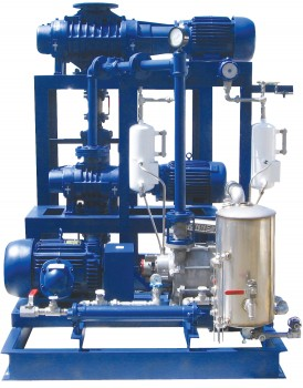 Engineered Booster and Piston Vacuum Systems