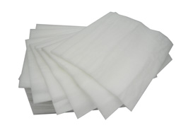 Filter Pads – Cut to Size, Non Woven Media